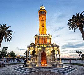 İzmir Otellerini İnceleyiniz!