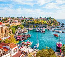 Antalya Otellerini İnceleyiniz!