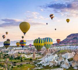 Kapadokya Turlarını İnceleyiniz!