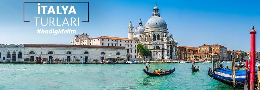 Roma, Floransa, Venedik…